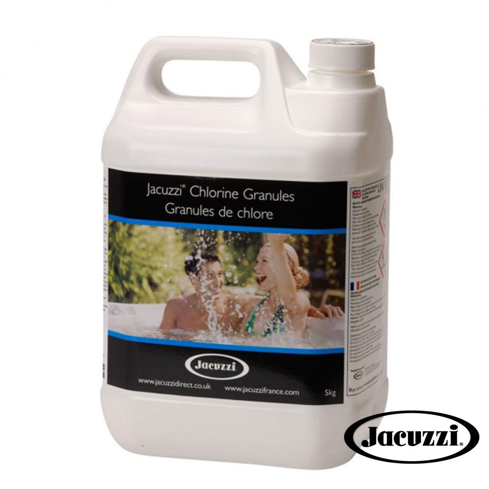 Jacuzzi cloro liquido da 5 litri oasi e benessere for Cloro liquido per piscine