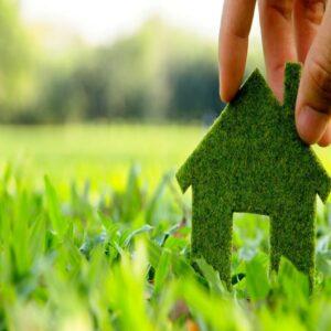 Tutto green per la casa